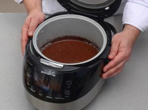 Как готовить горячий шоколад в мультиварке