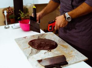 Как готовить медианты из шоколада
