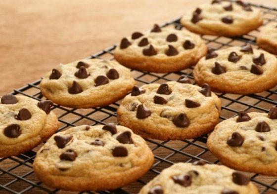 Печенье американо с шоколадными каплями