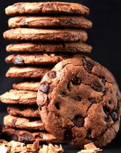 Печенье американо с шоколадом
