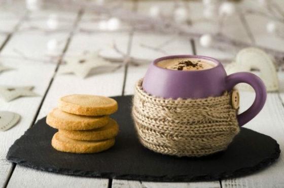 Подава горячего шоколада варианты