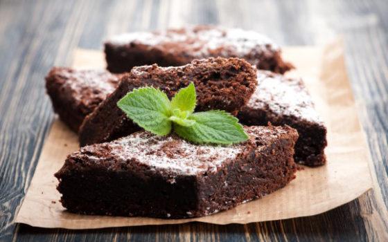 Шоколадный брауни из мультиварки