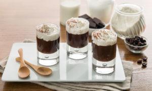 Варианты подачи горячего шоколада