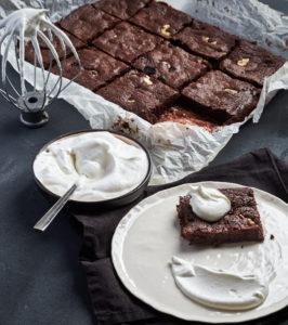 Вкусный шоколадный пирог