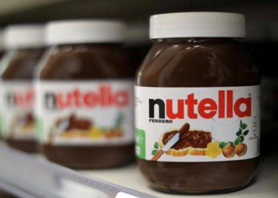 Все о шоколадной пасте Нутелла