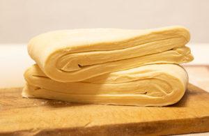 Готовое тесто для слоеной выпечки