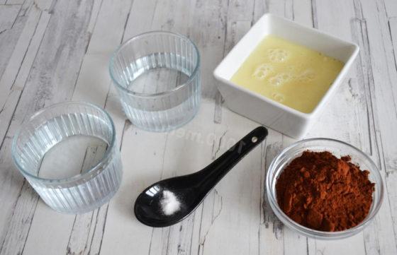 Из чего готовят шоколадный ликер дома