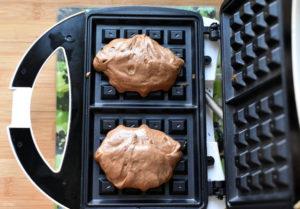 Как готовить вафли в электровафельнице