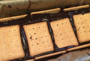 Как из печенья сделать торт без выпечки