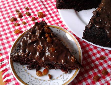 Как приготовить мокрый торт с шоколадом