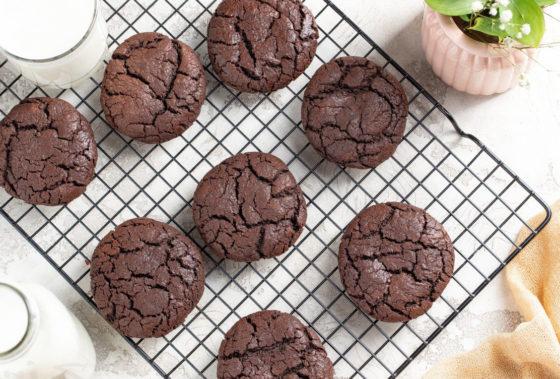 Как приготовить печенье брауни