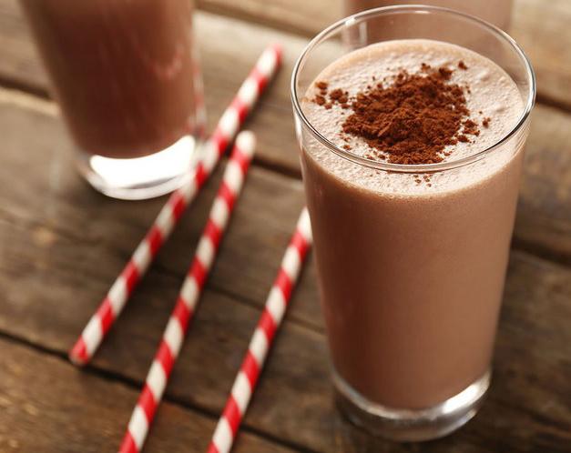 Как приготовить шоколадное молоко