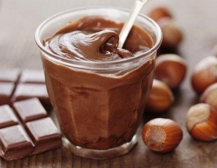 Как сделать шоколадную пасту рецепт с фото