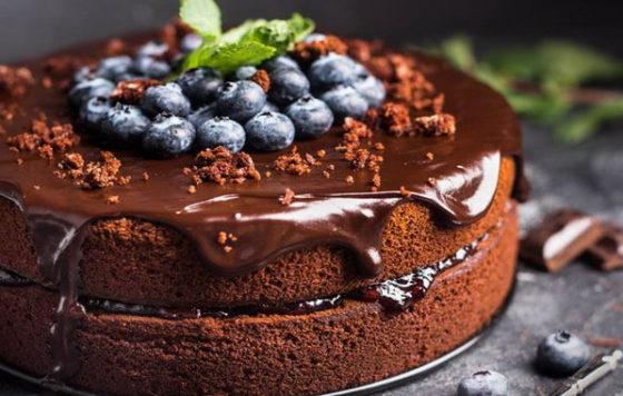 Как сделать шоколадный торт на сковороде