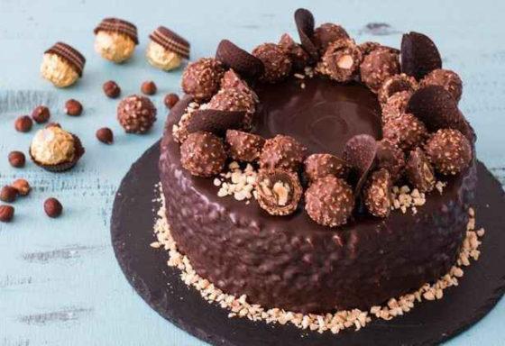 Как сделать вкусный трюфельный торт