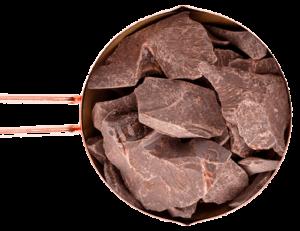 Какао тертое для горячего шоколада