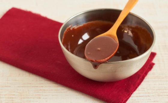 Кк приготовить шоколадный соусо