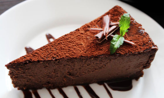 Классический рецепт шоколадного чизкейка