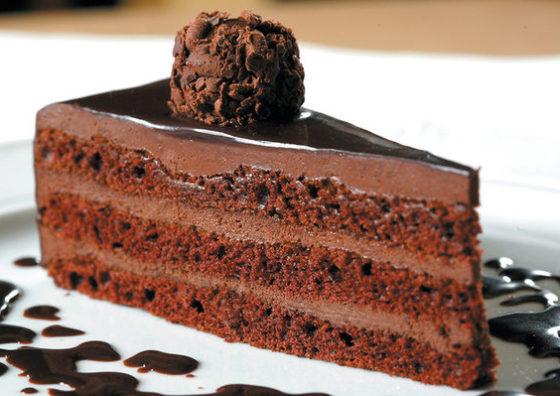 Классический рецепт трюфельного торта
