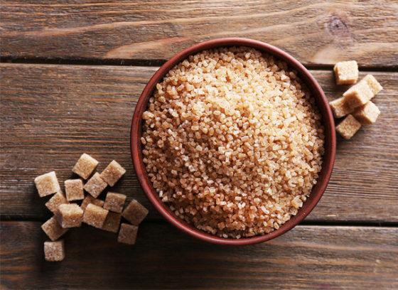 Коричневый сахар для обертываний