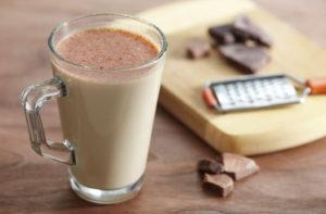 Ликер с шоколадом и сливками