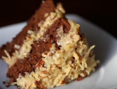 Немецкий шоколадный торт рецепт с фото
