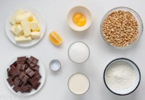 Пошаговый рецепт приготовления торта Сникерс