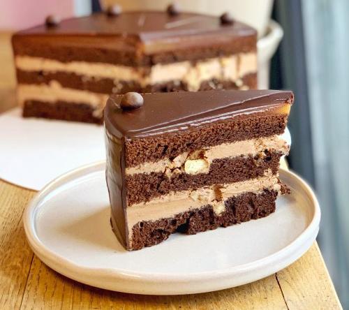 Рецепт пражского торта в мультиварке
