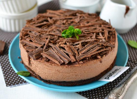 Шоколадный чизкейк рецепт