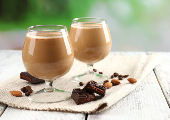 Шоколадный ликер рецепт с фото
