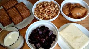 Рецепты шоколадных тортов из печенья без выпечки с творогом и другими ингредиентами