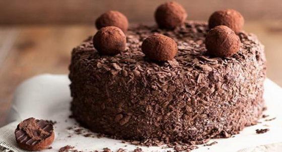 Торт трюфельный классический