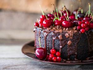 Готовим лучший торт вишня в шоколаде