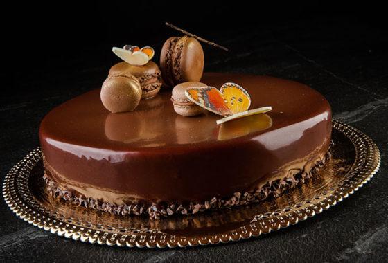 Шоколадный торт лакомый кусок рецепт