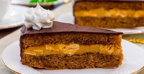 Шоколадный торт восторг как сделать